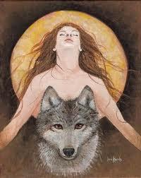 il mito della donna selvaggia