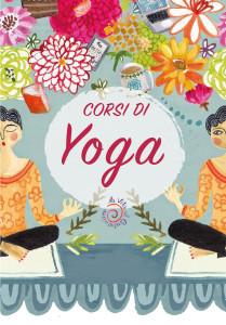 yoga disegno