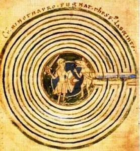 Biodanza Progetto Minotauro - il labirinto di Teseo