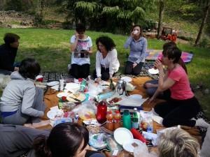 biodanza minotauro 2014 pranzo