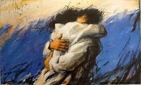 quadro abbraccio